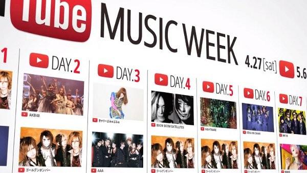 Youtube音楽