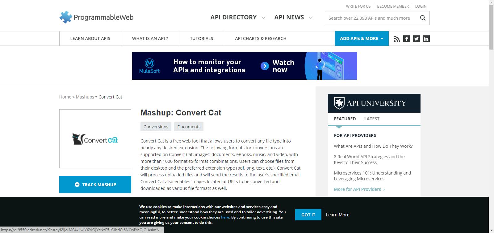 ConvertCatサイト