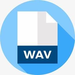 WAV形式