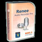 録音ソフトRenee Audio Recorder