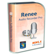 録音ソフトRenee Audio Recorder