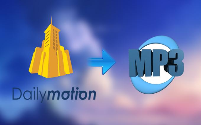 dailymotion mp3 ダウンロード