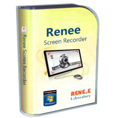 PC画面録画ソフトRenee Screen Recorder