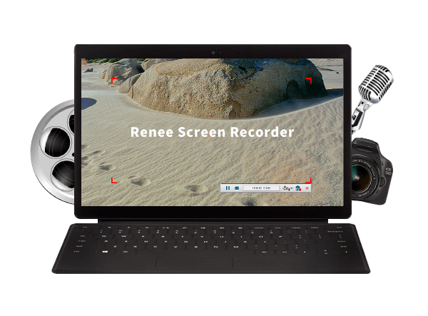 Renee Screen Recorder - プロのPC画面録画ソフト