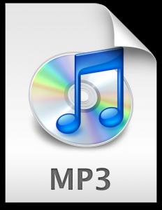 MP3形式