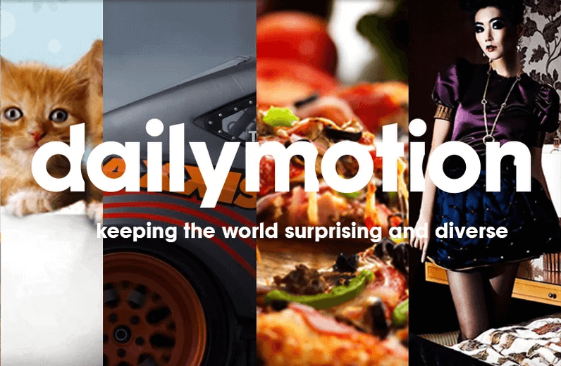 Dailymotionダウンロード