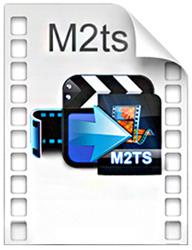 M2TSファイル