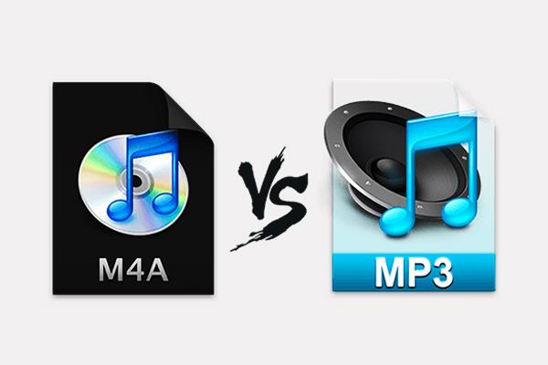 M4AとMP3の違い