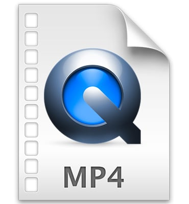 mp4ファイル