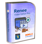 Renee video editor Pro