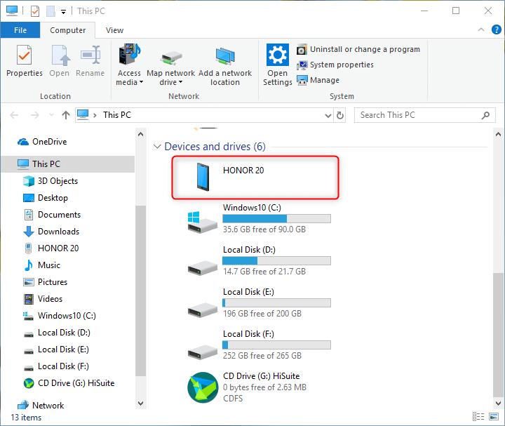 パソコンでAndroidスマホを開く
