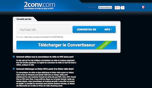 2Conv.comサイト