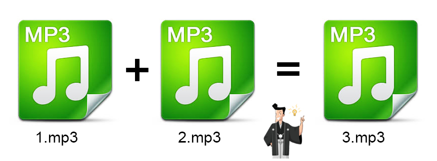 mp3 結合 Mac