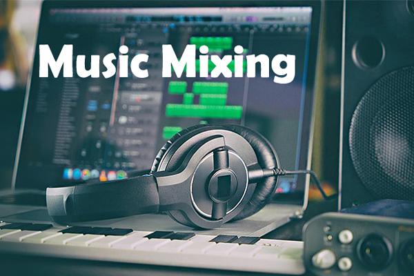音楽ミックス