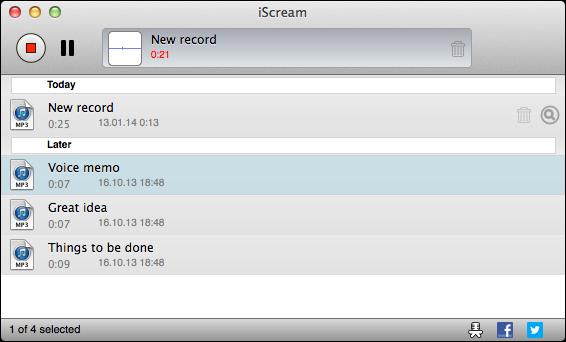 iScreamソフト