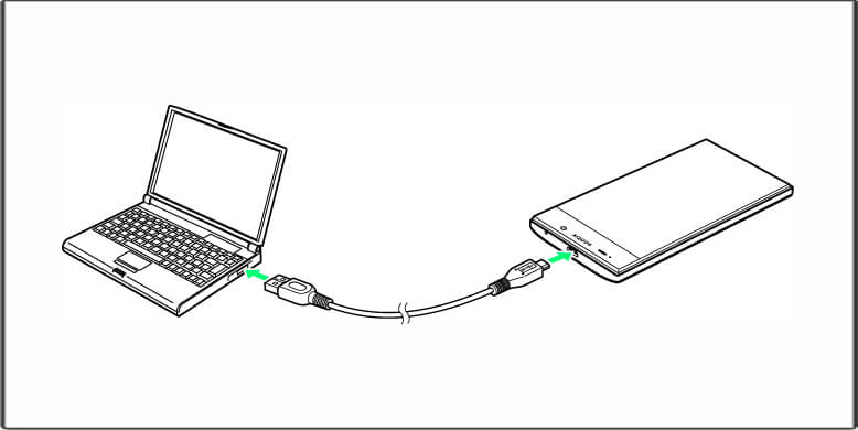 connecting-phone-with-laptop1